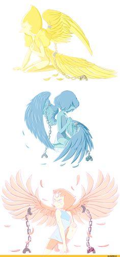 49 New Ideas For Baby Bird Cartoon Steven Universe Lapidot, Yellow Pearl Su, Cartoon Network, Perla Steven Universe, Yellow Pearl Steven Universe, Steven Univese, Fandoms, Universe Art, Star Vs The Forces Of Evil