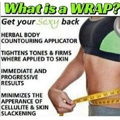 What is a wrap!? Try one today. For more details contact me at 6465973097