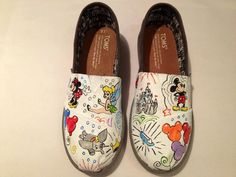 These are awesome they are based on one of the Disney Doony and Burke patterns