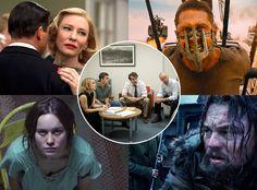 Que comece a torcida!A lista dos indicados ao Oscar 2016 acaba de ser revelada nesta quinta-feira, 14! Confira a seguir . E! Online Brasil