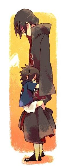 Uchiha brothers - Naruto