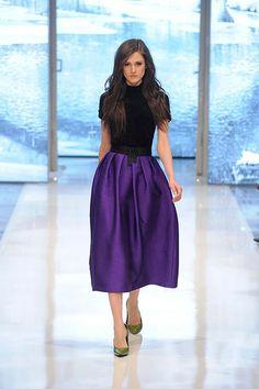 Marc Cain evening wear - stunning skirt
