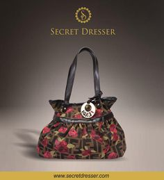 6bddeb630c6e1 Get this floral stylish Bag from Fendi