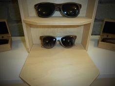 Okulary drewniane w Time to ...