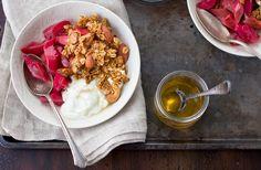 Rum-Kissed Coconut Granola | Food & Drink |  #breakfast #coconut #gluten-free