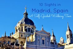 Our Self-Guided Walking Tour to Sights in Madrid took us through squares, into markets, down lanes and into a museum. Join us for the tour ~