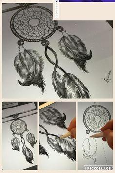 Diseño de #Tatuaje realizado por mí. Más informes en FB: Alejandra Aceves Diseño de Autor o Historias Cotidianas.