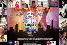 """Maynardville Jeug Fees"", a Musical Festival in Wynberg(Cape Town)"