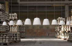 Laura Strasser ceramics studio