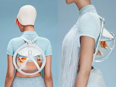 Design :Cassandra Verity Green / Collection :Neptune's Daughter / Photography: Jarek Kotomski  / Styling: Madeleine Ostile   Image © Jarek Kotomski ,Madeleine Ostile