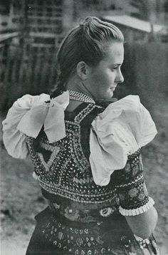 Slavic Folk Costumes and Accesories - 7 page views remaining today Folk Costume, Costumes, Open Image, Ethnic Dress, Fashion History, Dna, Pride, Photos, Ruffle Blouse