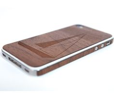 Walnut Sailboat iPhone Cover - lifestylerstore - http://www.lifestylerstore.com/walnut-sailboat-iphone-cover/