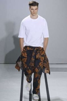 3.1 Phillip Lim Spring/Summer 2013 Collection is Eclectically Urban #topmensfashion #menstrends