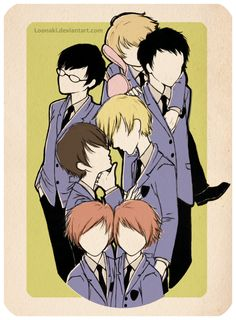 Ouran High School Host Club- basically my all time favorite anime. :D