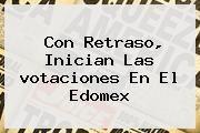 http://tecnoautos.com/wp-content/uploads/imagenes/tendencias/thumbs/con-retraso-inician-las-votaciones-en-el-edomex.jpg Votaciones 2015. Con retraso, inician las votaciones en el Edomex, Enlaces, Imágenes, Videos y Tweets - http://tecnoautos.com/actualidad/votaciones-2015-con-retraso-inician-las-votaciones-en-el-edomex/