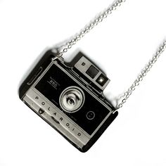 Once Upon A Polaroid Necklace, $25