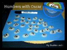 Numbers with Oscar
