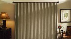 Hunter Douglas Luminette® Modern Draperies #Hunter_Douglas #Luminette #Modern_Draperies