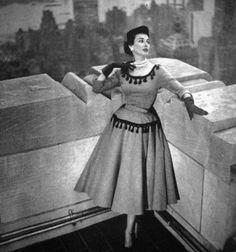 Vogue, 1951.