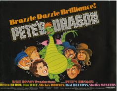 """Watch The Teaser Trailer For Disney's """"Pete's Dragon"""" 