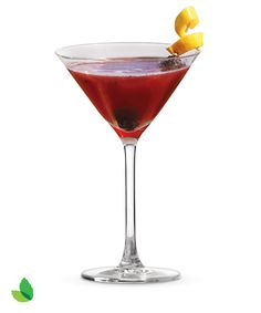 Only 50 calories! Now that's a drink I can get behind that wont be on my behind the next day!!  Blackberry-Teani with Truvía® Natural Sweetener