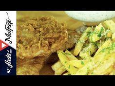 En Güzel Fish&Chips'i Evde Yaparım - Arda'nın Mutfağı - YouTube