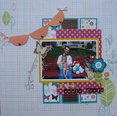 Die cut challenge at Frosted Designs