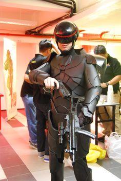 #Robocop #Cosplay #C2age14 #HELPuni