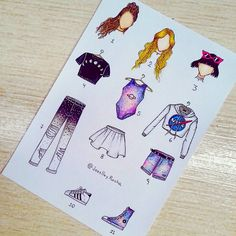 New fashion drawing pants outfit ideas Kawaii Drawings, Disney Drawings, Cute Drawings, Drawing Sketches, Outfit Drawings, Fashion Design Drawings, Fashion Sketches, Bild Girls, Arte Fashion