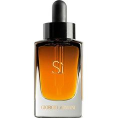 GIORGIO ARMANI Si Fragrance Oil 30ml (1 470 ZAR) ❤ liked on Polyvore featuring beauty products, fragrance, beauty, perfume, giorgio armani perfume, perfume fragrance, perfume oil, giorgio armani and giorgio armani fragrance