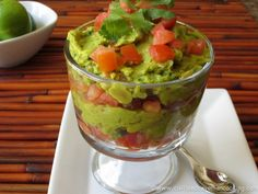 Mango Guacamole #grainfree #glutenfree I will eat this Guacamole all by myself.  I love this stuff and just can't allow anyone else to not try it.