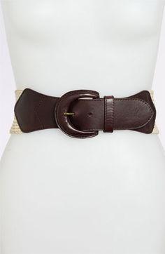 Waist belt!