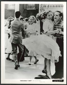 ballando a ritmo di Rockabiilly jive