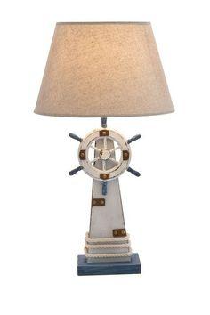 Lighthouse Table Lamp by UMA Enterprises Inc. on @HauteLook