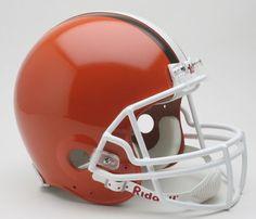 Cleveland Browns 2005 Throwback Pro Line Helmet