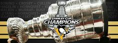 Pittsburgh Penguins Stanley Cup Champions 2016