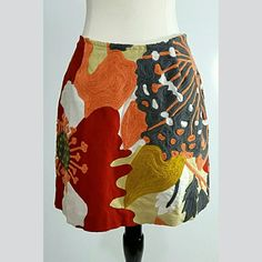 ☆HOST PICK☆ Putumayo gorgeous textured mini This skirt is simply amazing, the colors and textures of this fabric have to be seen and felt to be appreciated!  Bright and fun, a must have for Spring and Summer! Putumayo Skirts Mini