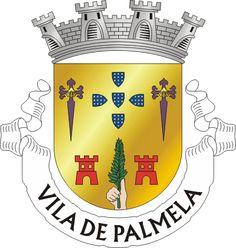 Municipality of Palmela, Setúbal, Portugal (Area 462.9 Km²) #Palmela #Setúbal #Portugal (L17776)