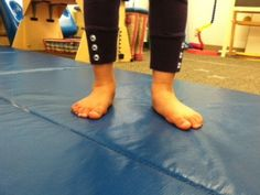 Great tricks for dealing with 'Lazy' Feet