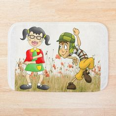 Promote | Redbubble Bath Mat, Lunch Box, Bathroom, Bathroom Mat