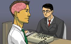 How to Cheat a Polygraph Test (Lie Detector) -- via wikiHow.com