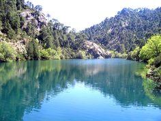 Cazorla river (Jaén)
