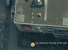 The cameras of Google Earth and Google Maps have caught some pretty weird, bizarre, and inexplicable sights. The 22 pictures in this collection are not paranormal in nature, but the are interesting and often baffling. Some are funny, some are remarkable, some are mysterious, and most of them will just have you scratching your head wondering what the heck you're seeing.