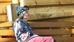 Bluza idealna na niepogodę i na narty