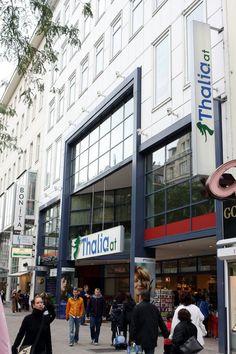 Branch: Thalia bookstore in 1060 Vienna