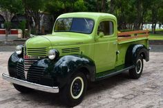 1940 Dodge pick up truck. Beautiful...