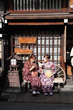 Japan Travel Blog: Takayama Old Town