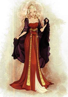 Annabeth chase British princess style