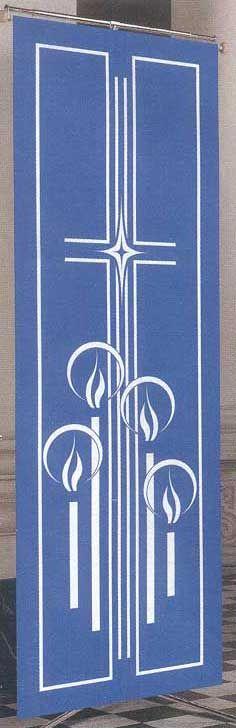 Banners for Church Sanctuary | Communion Supplies Church Banners Advent Office - kootation.com
