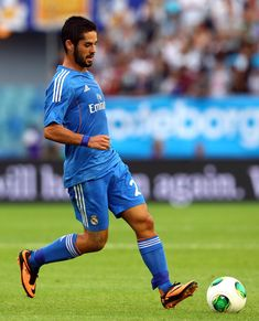 It's go for Isco! - http://rmfc.club/player-news/isco-1209/